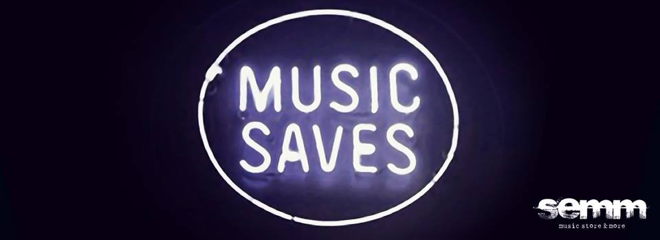 Music saves