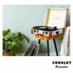 Crosley EXECUTIVE - Cotone Naturale/Marrone