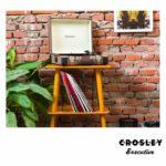 Crosley EXECUTIVE -TWEED/Nero