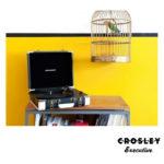 Crosley EXECUTIVE - NERO/Bianco
