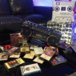 Ghettoblaster Ricatech lettore musicassette, mp3 , radio
