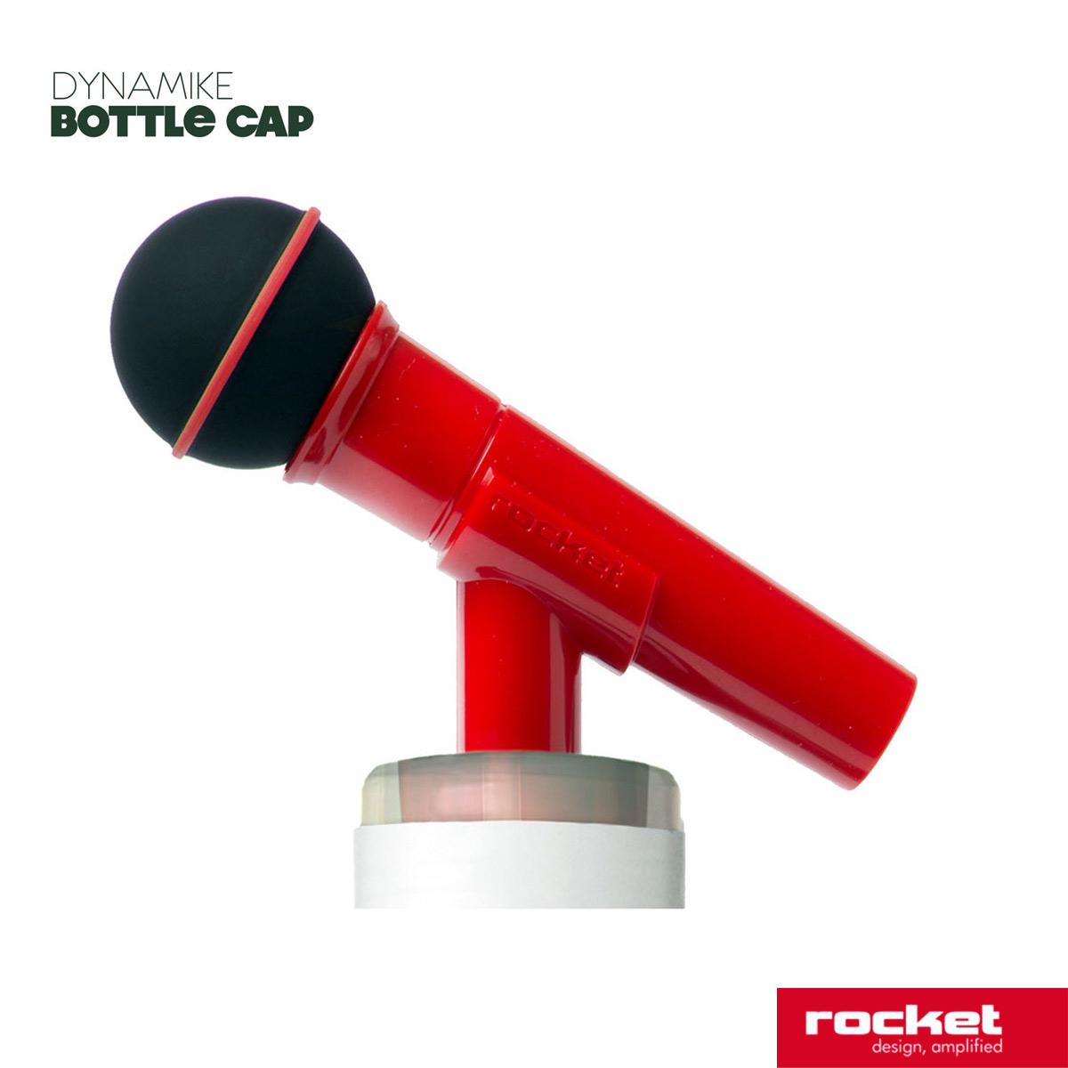 rocket-design-3-dynamike-bottle-cap-red-rosso-tappo-bottiglia ...