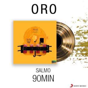 Salmo disco d'oro 90 minuti - Semm music store bologna