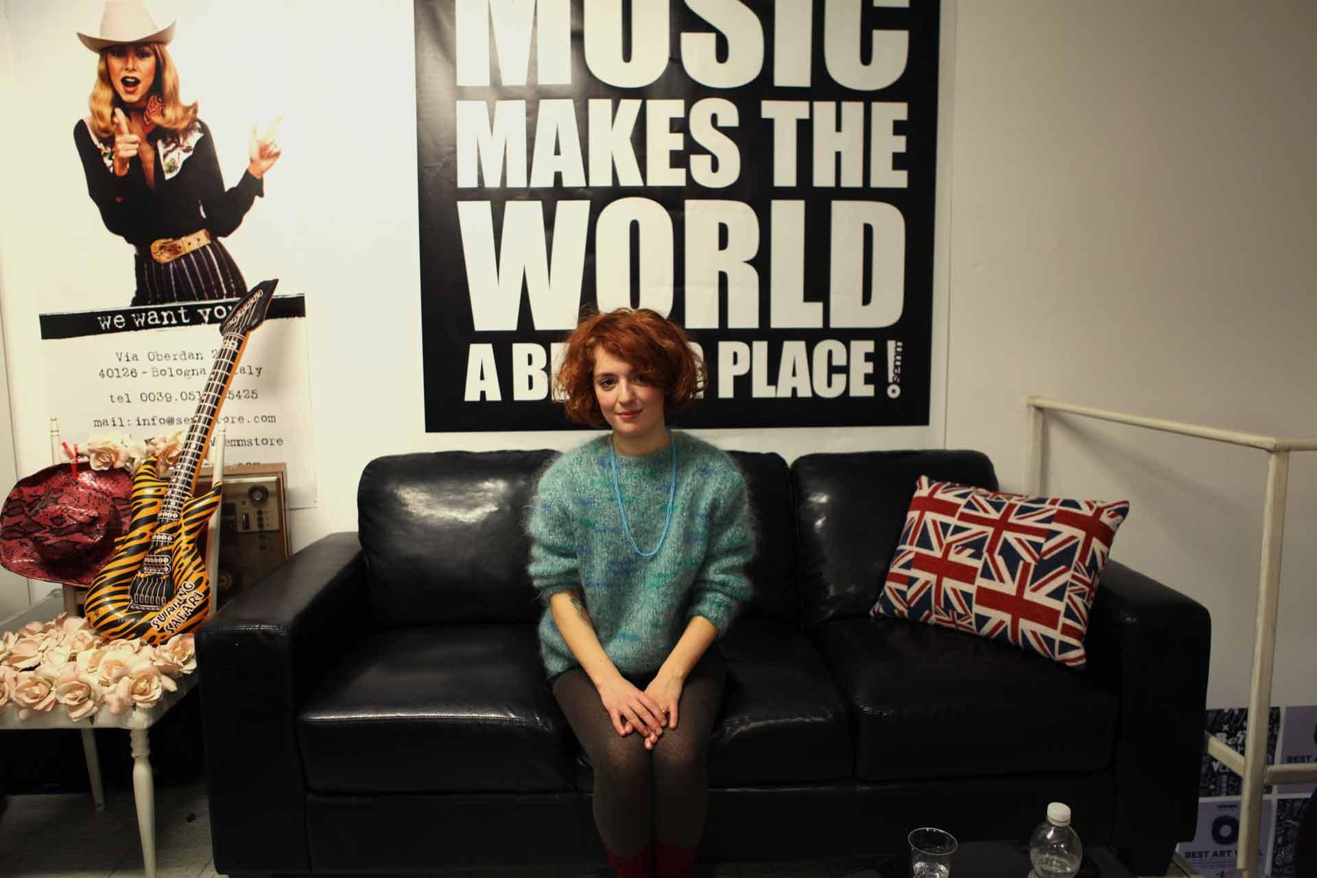 Semm Music Store Special Guest Maria Antonietta