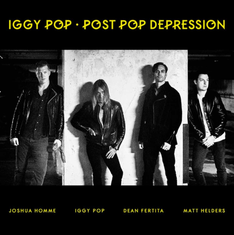 "IGGY POP ""Post Pop Depression"""