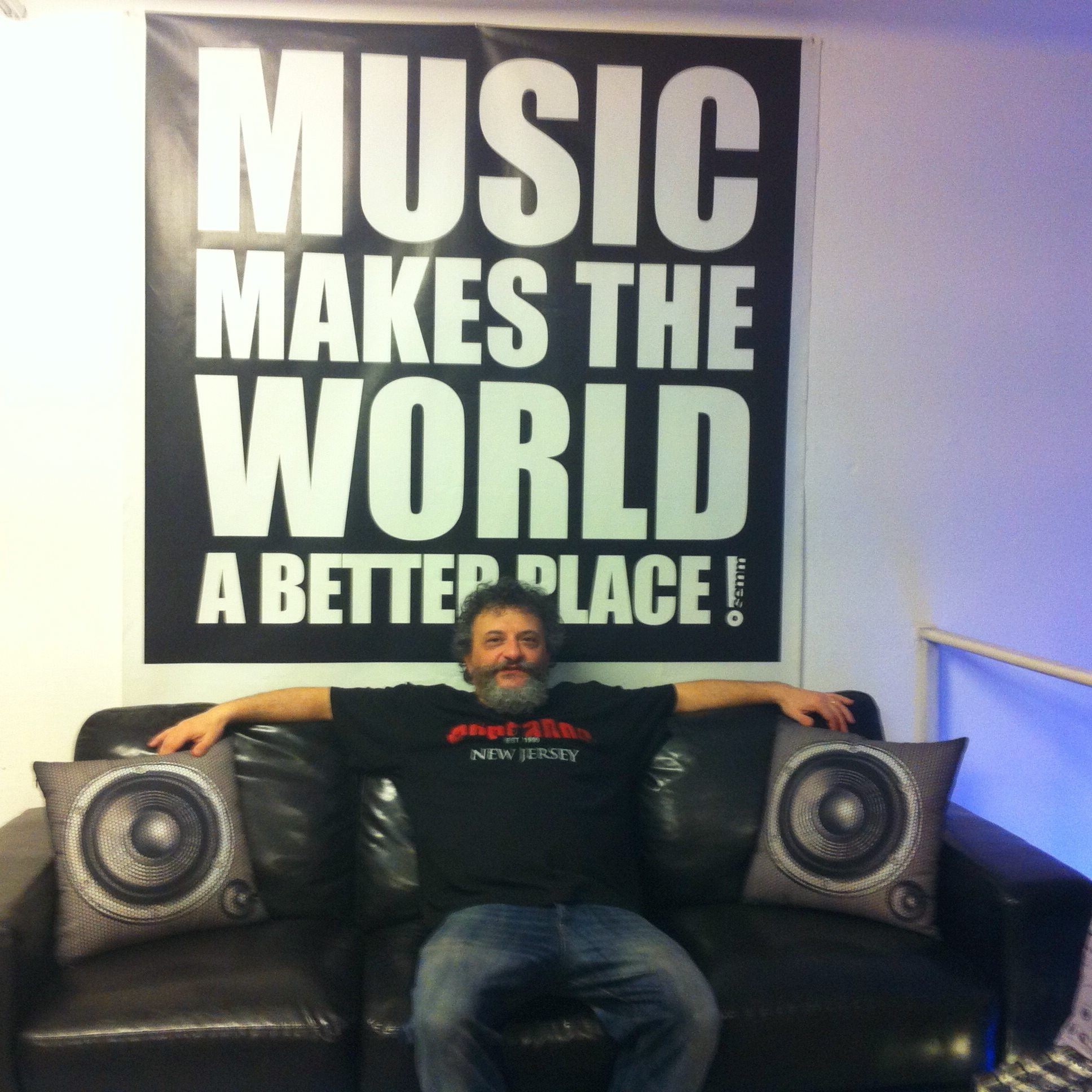 Semm Music Store Special Guest Marco Manetti
