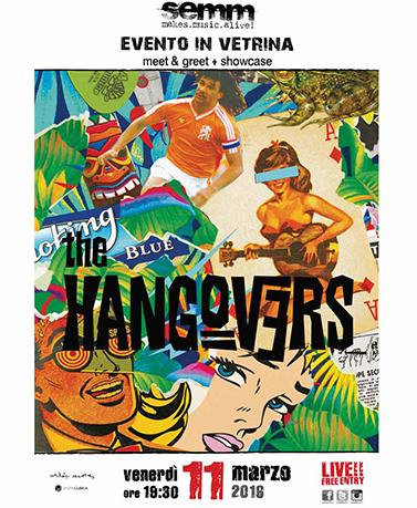semm store evento instore The Hangovers Bologna