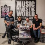 Semm Music Store Special Guest Landloard
