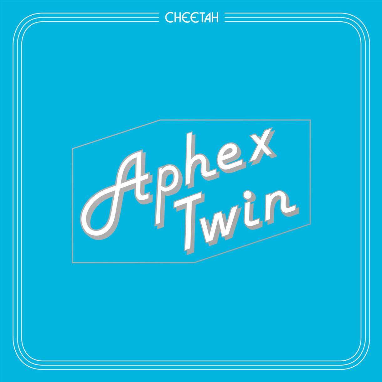 Aphex Twin-Cheetah- cd-lp