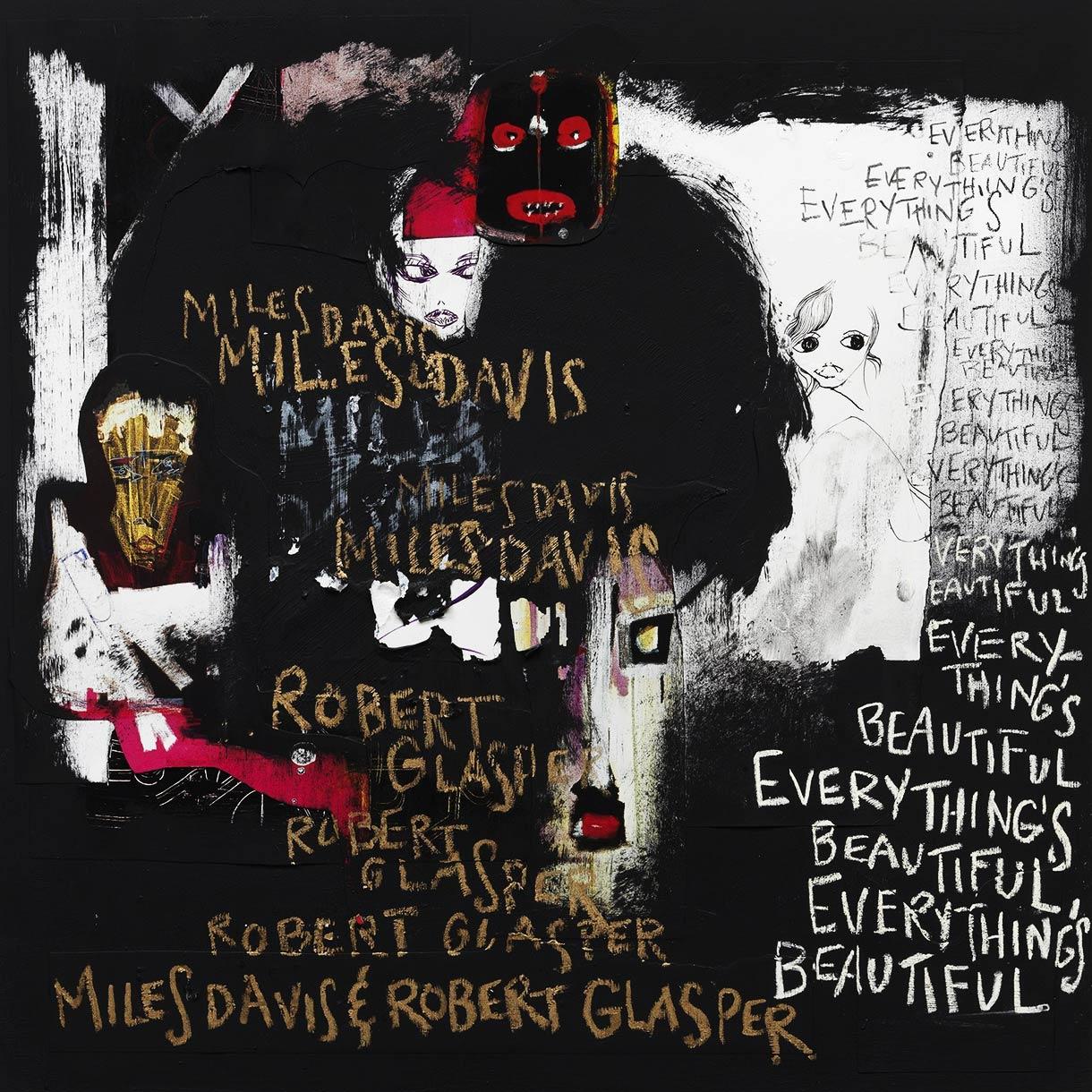 """MILES DAVIS """"Everything's Beautiful"""""""