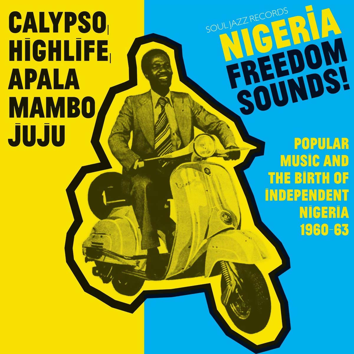 "AA.VV. ""Nigeria Freedom Sounds"" - cd/lp"