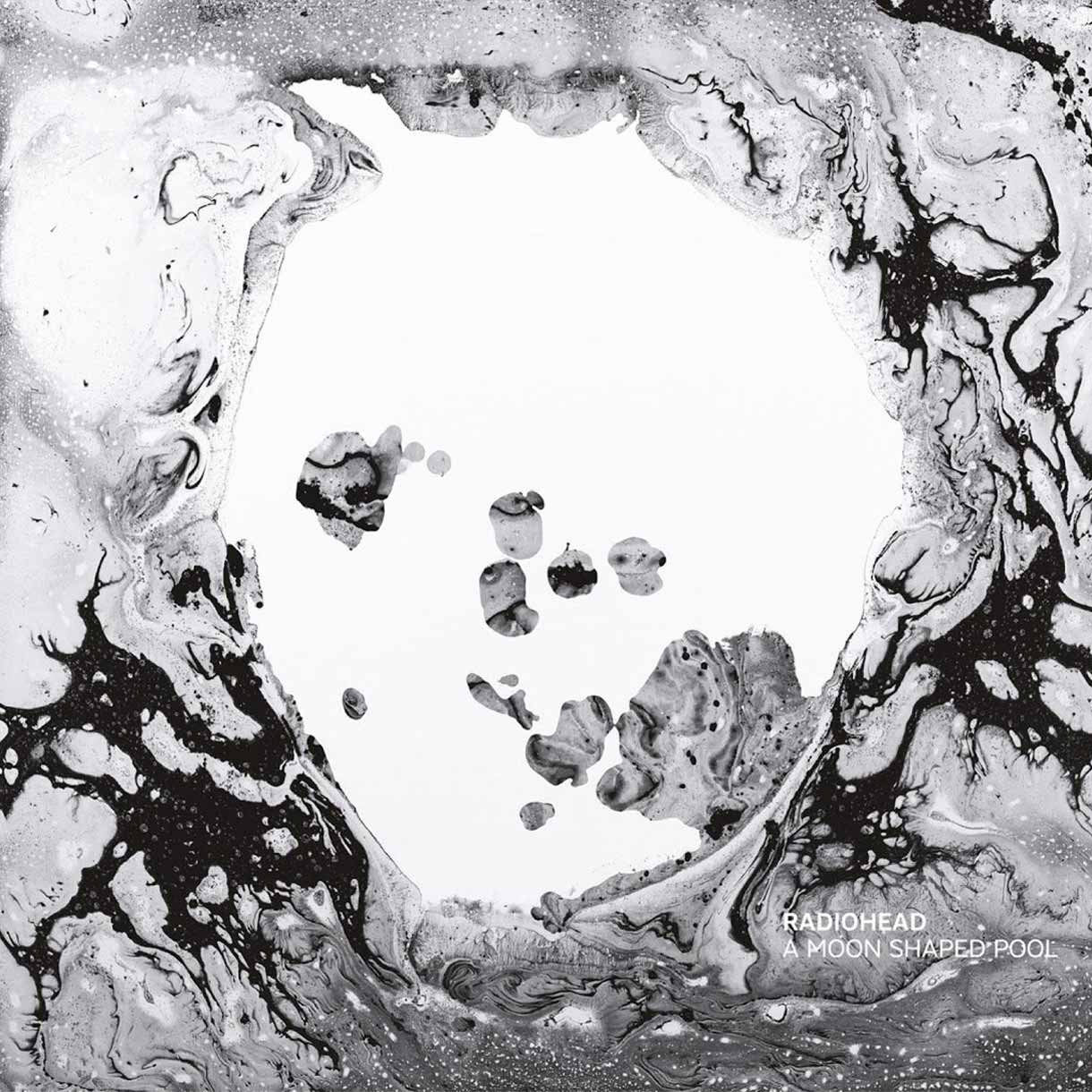 "RADIOHEAD "" A Moon Shaped Pool"""