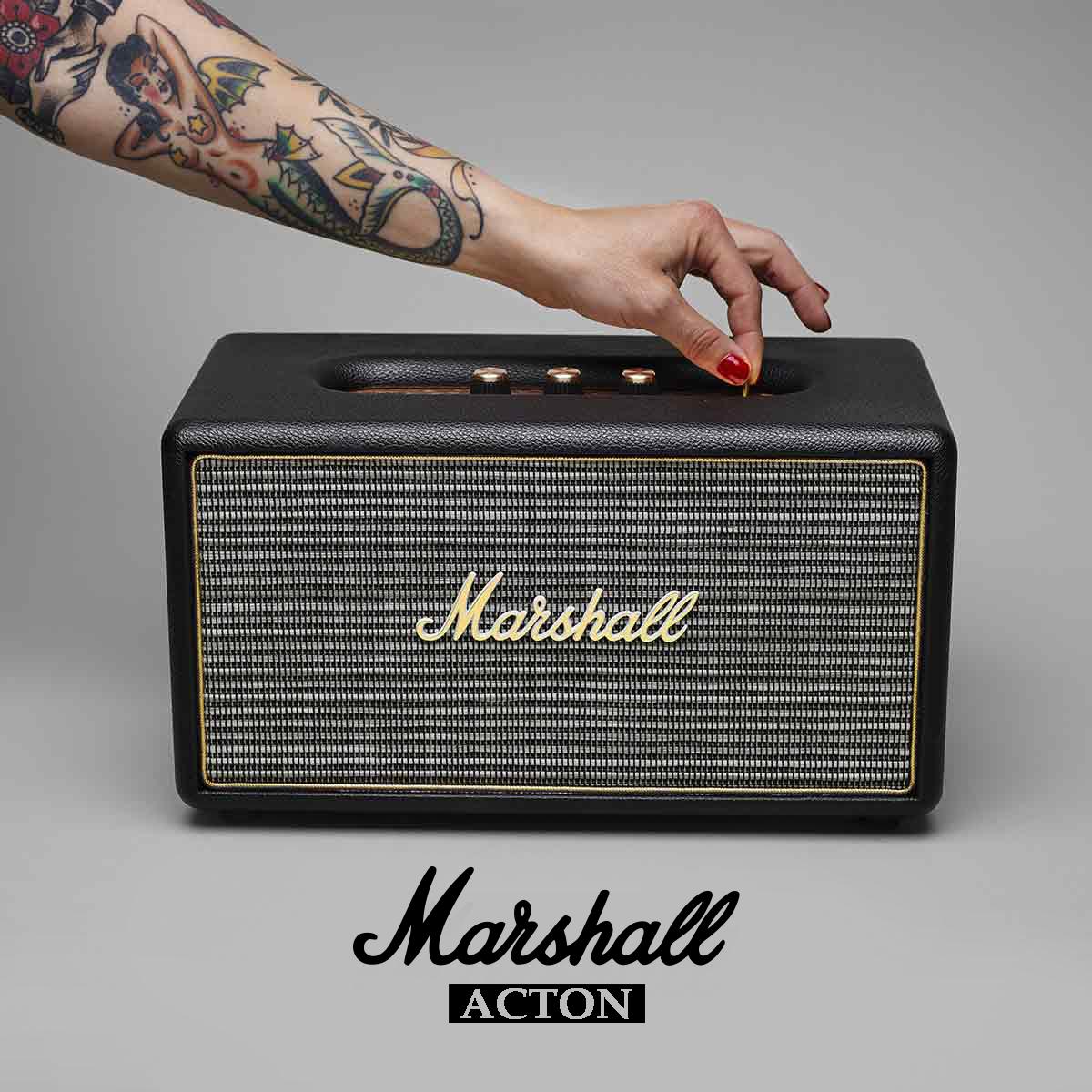 Marshall Acton amplificatore