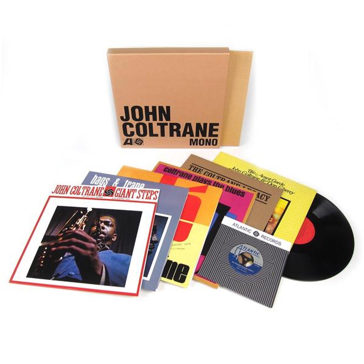 "JOHN COLTRANE The Atlantic Years In Mono"""