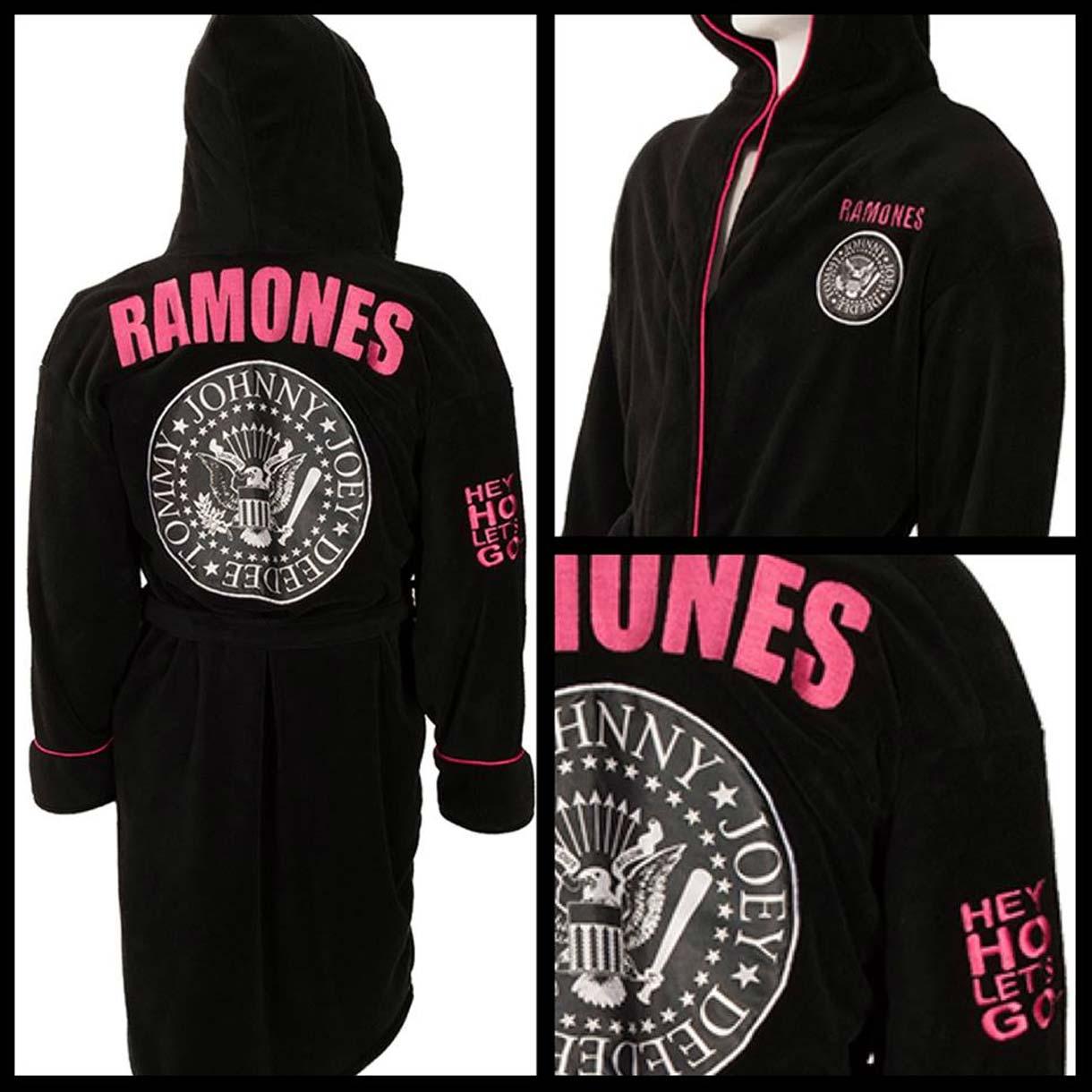 Ramones-apparel--accappatoio-vestaglia---semmstore.com-semm-semmmusic-record-store-music-store-semmstore