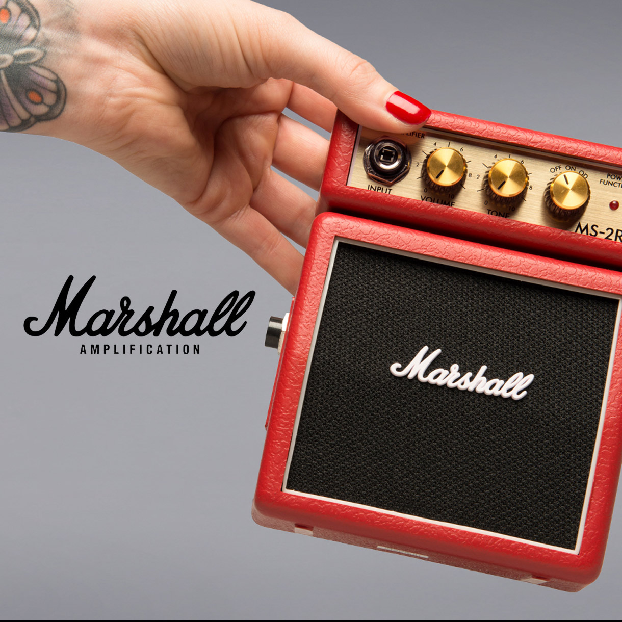 Marshall mini amplificatore per chitarra
