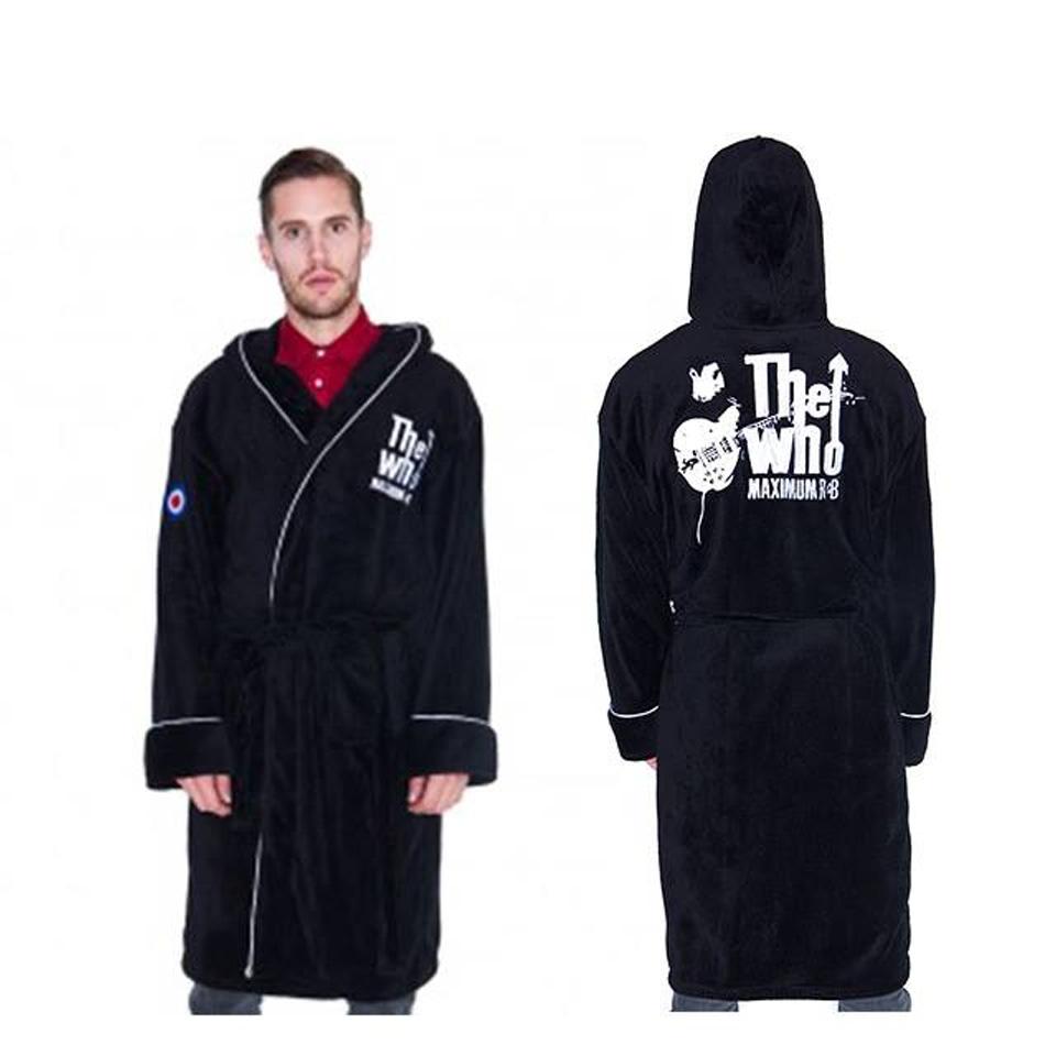 the-who-nero--apparel--accappatoio-vestaglia---semmstore.com-semm-semmmusic-record-store-music-store-semmstore