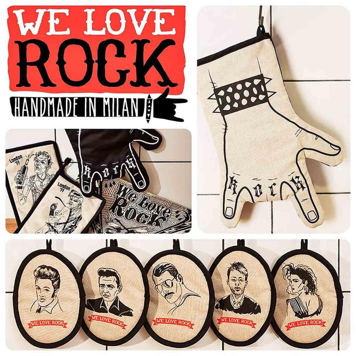 we love rock design