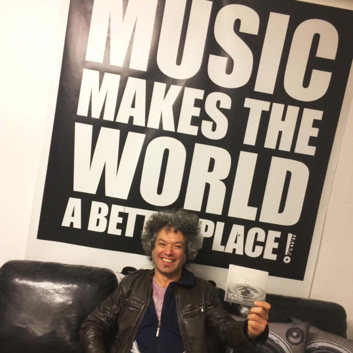 Semm Music Store Special Guest Aldo Betto