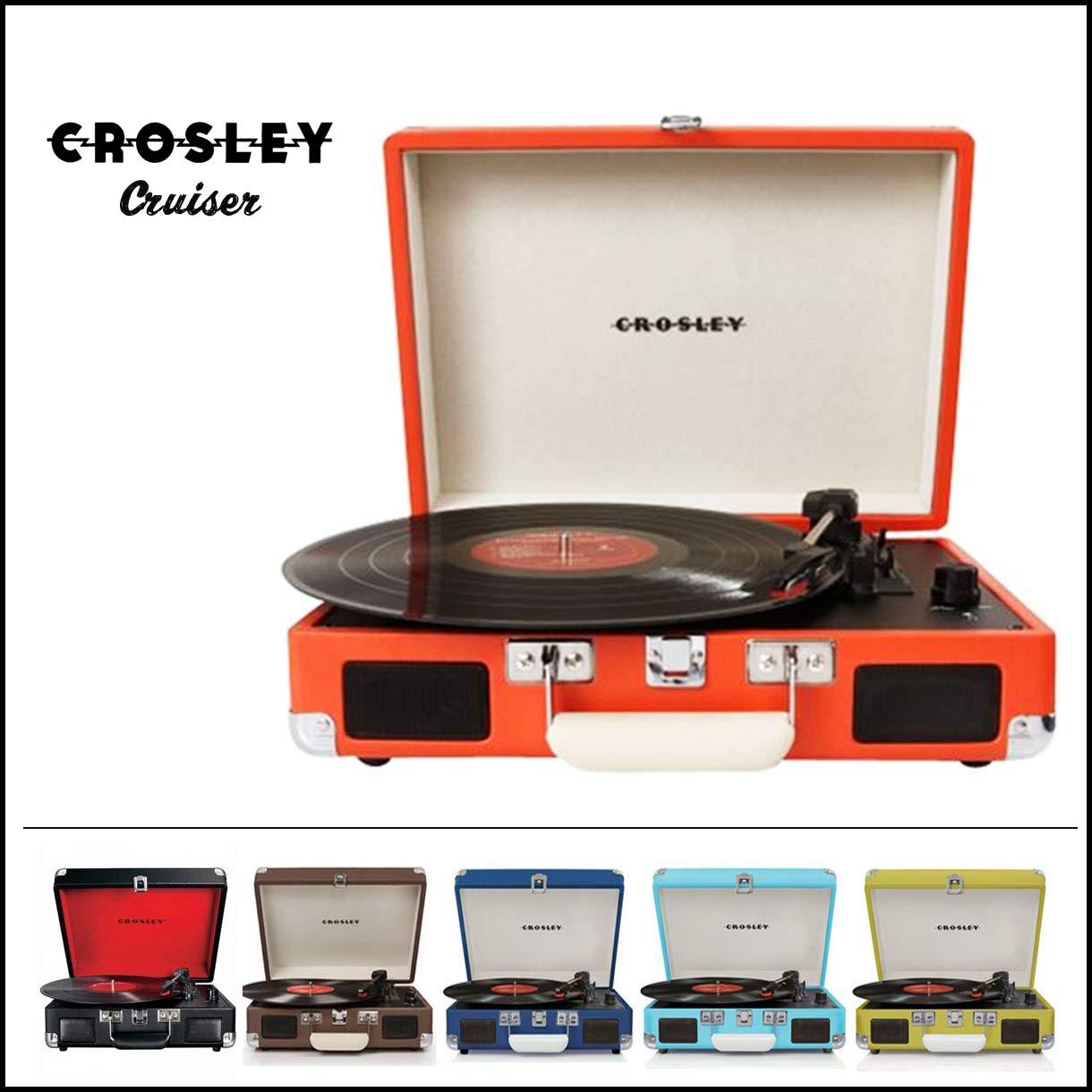Giradischi Crosley Cruiser