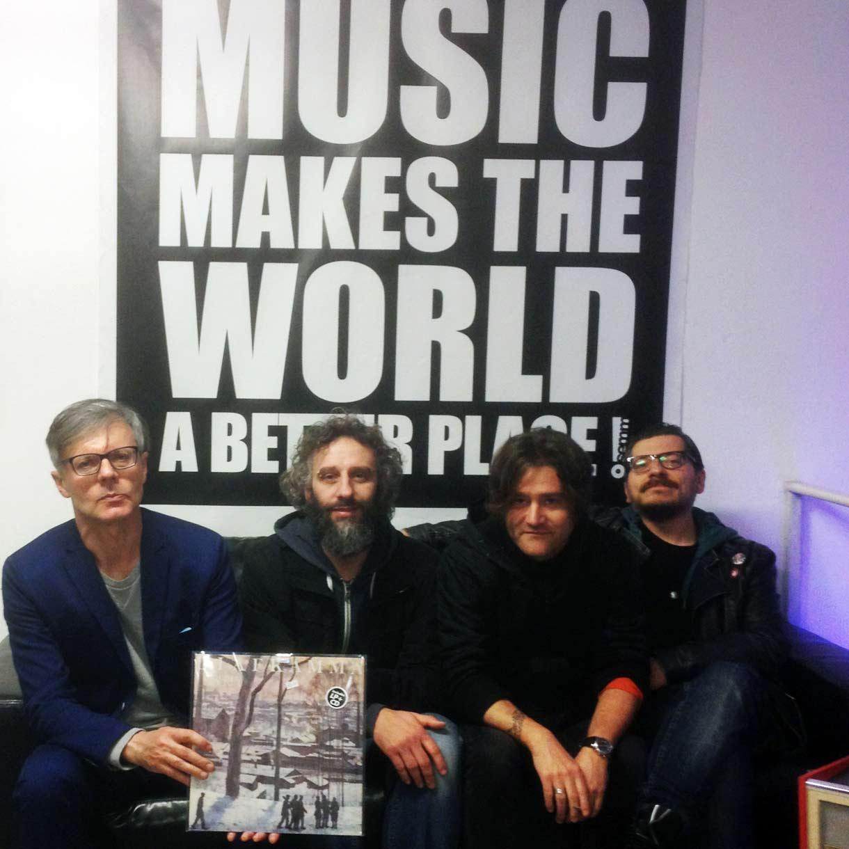 Semm Music Store Special Guest Diaframma