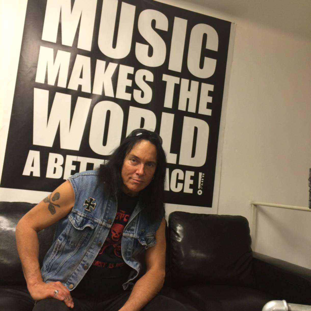 Semm Music Store Special Guest Rudy Protrudy dei Fuzztones