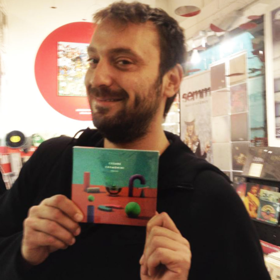 Semm Music Store Special Guest Cesare Cremonini