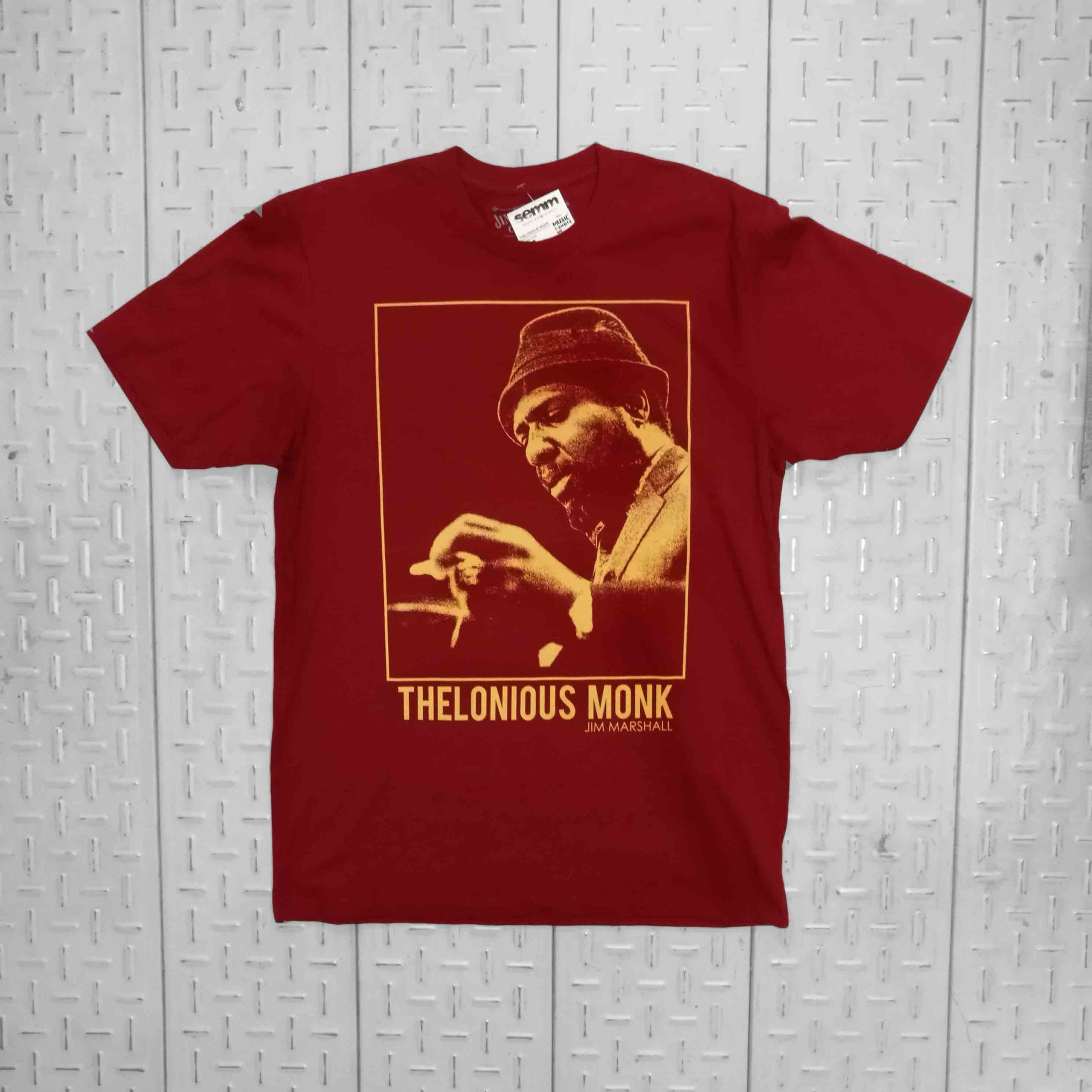 THELONIOUS-MONK-T-shirt