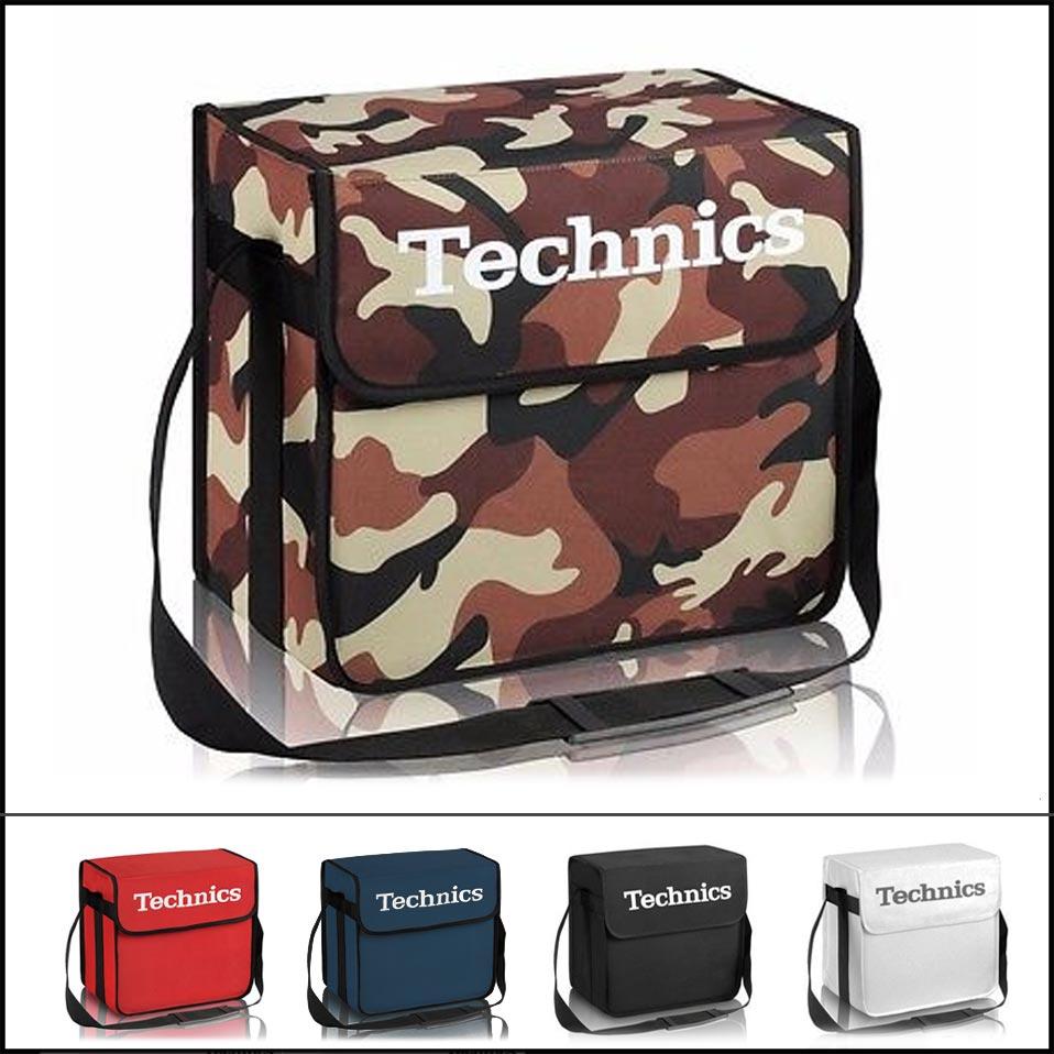 Technics Borsa vinile - DJ Bag