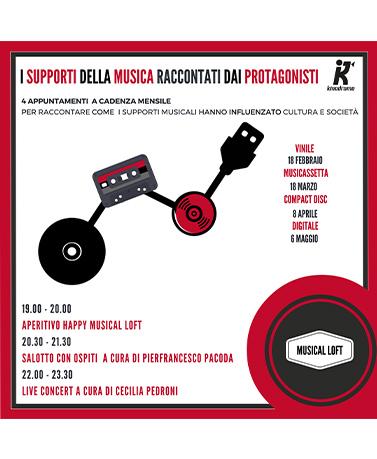 semm store evento musical loft Bologna