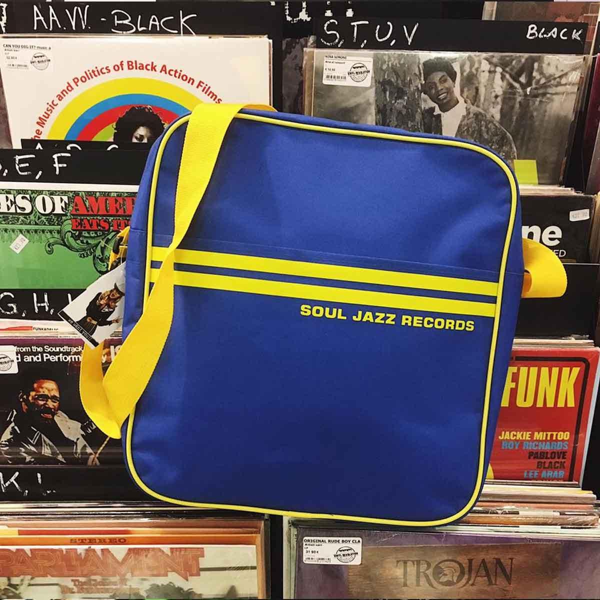 SOUL JAZZ RECORDS - Groovy bag