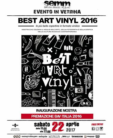 semm store evento best art vinyl 2016 Bologna