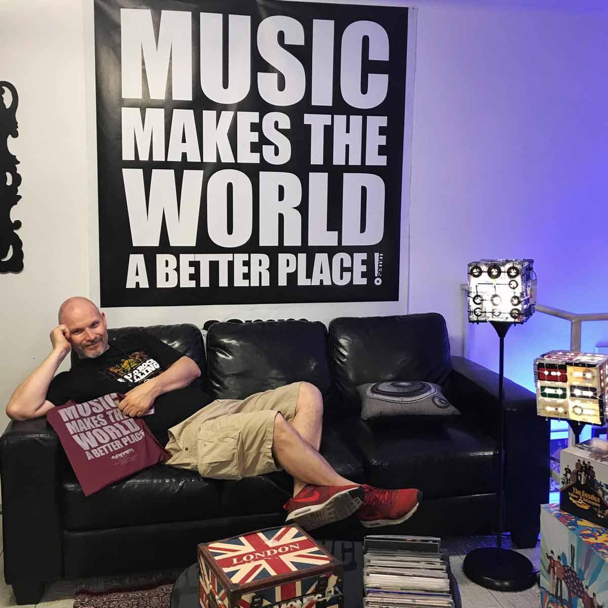 Semm Music Store Special Guest Fabio Arboit