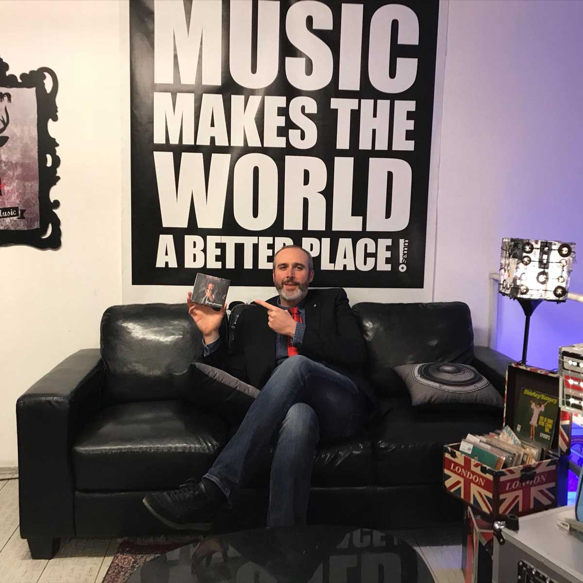 Semm Music Store Special Guest Cristiano Cremonini