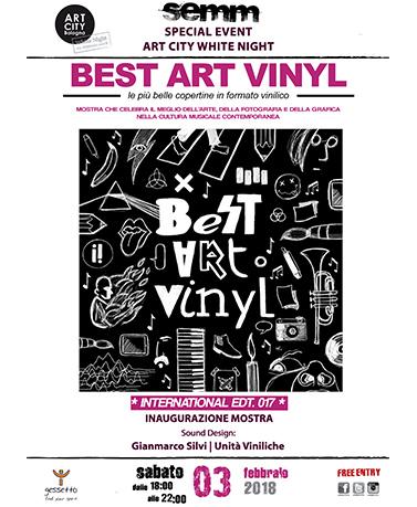 semm store evento best art vinyl 2018 Bologna