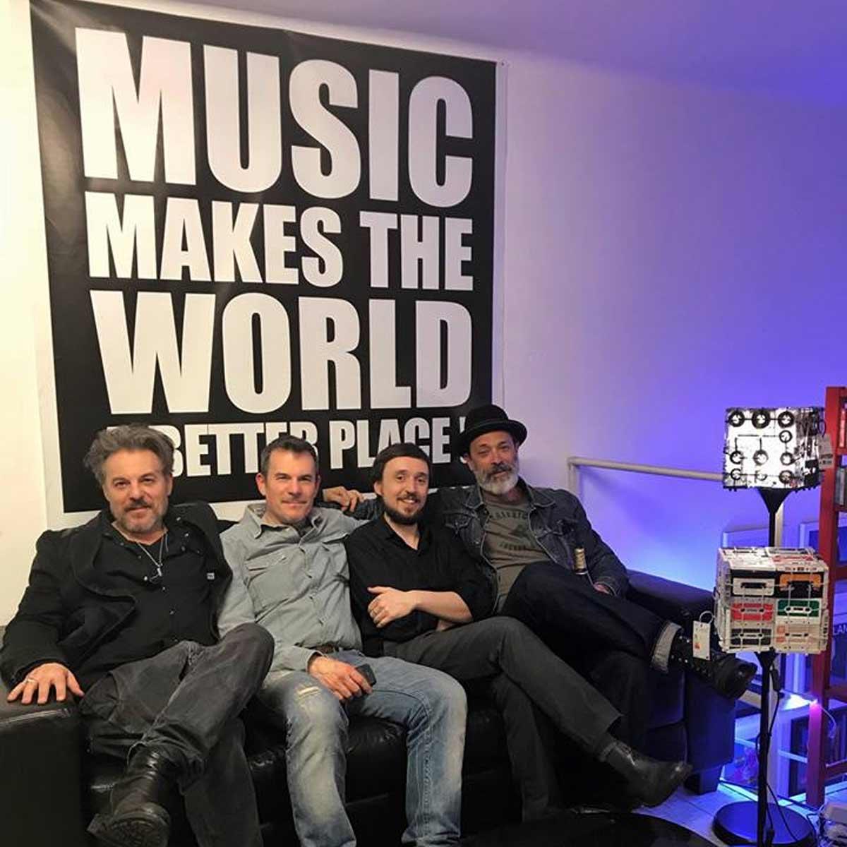 Semm Music Store Special Guest Andrea e Enrico de Luca