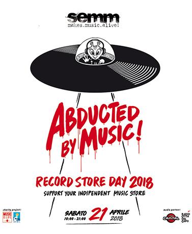 semm store evento record store 2018 Bologna