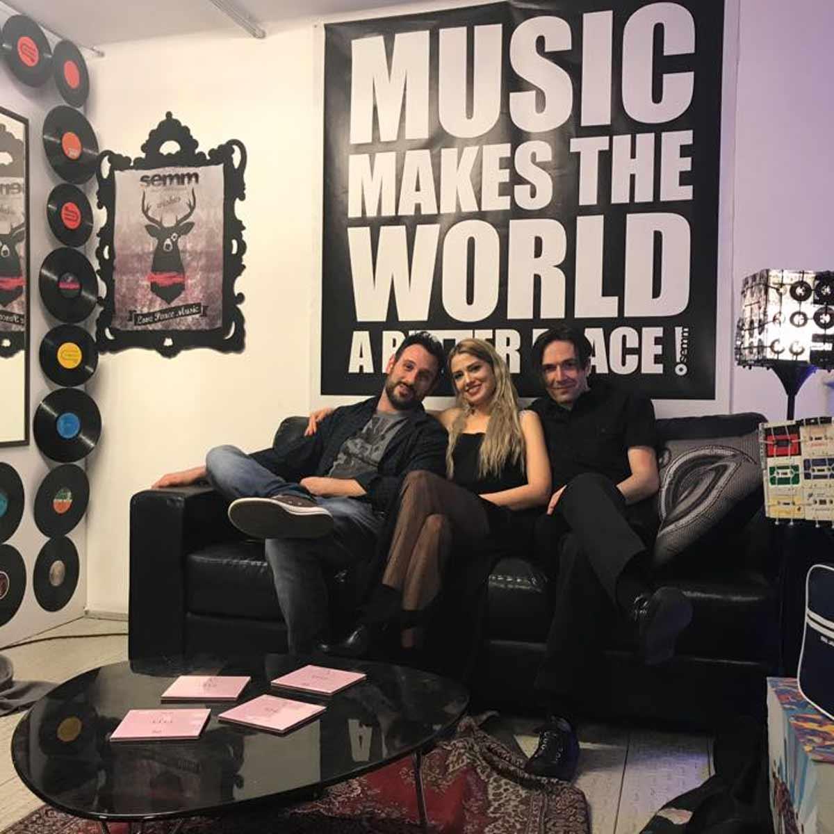 Semm Music Store Special Guest Beatrice Antolini