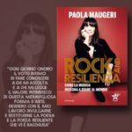 "Paola Maugeri ""Rock and Resilienza"" - Mondadori libri - Virgin Radio"