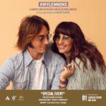 Paola Maugeri MyLennons - Markeyewear - Virgin Radio