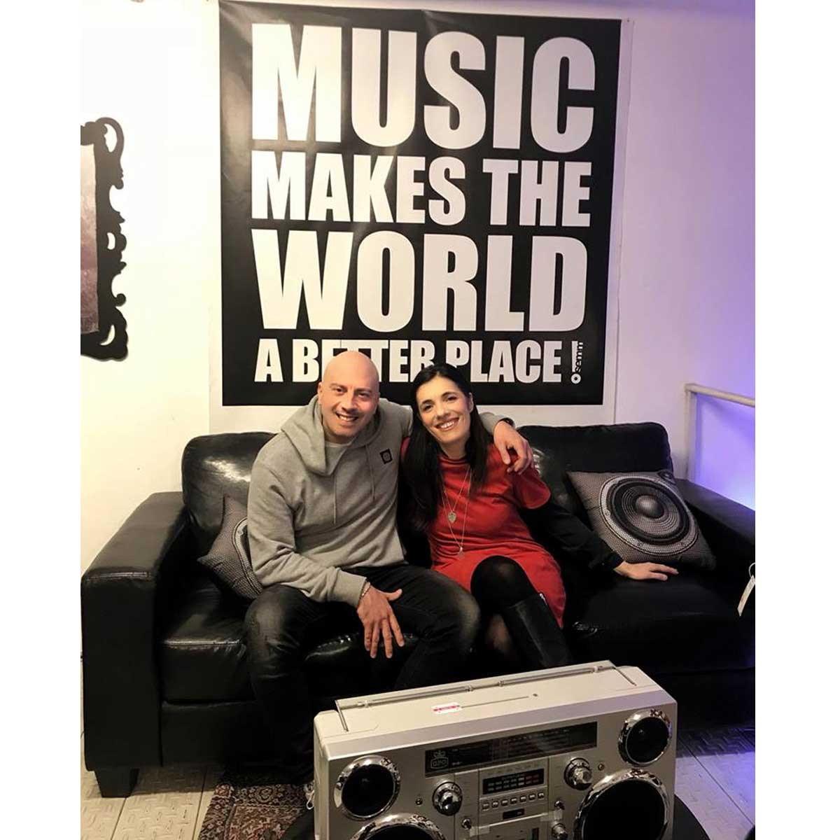 Semm Music Store Special Guest Chicco Giuliani