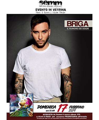 semm store evento instore Briga Bologna