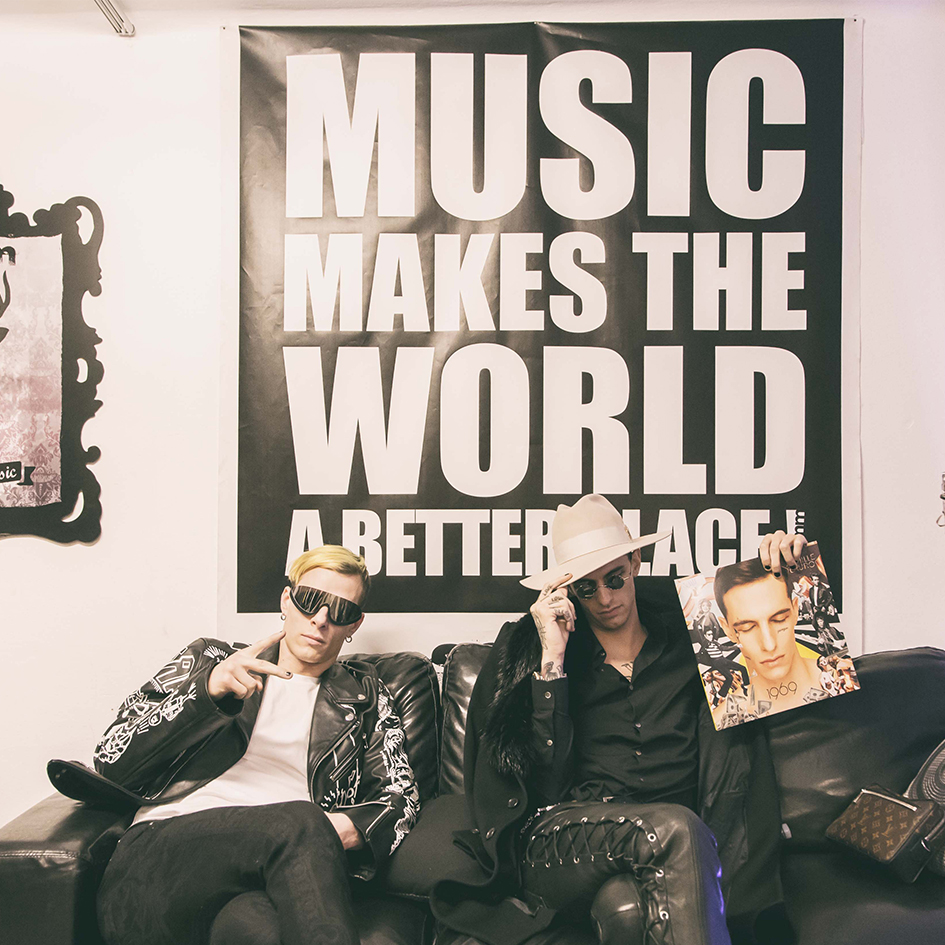 Semm Music Store Special Guest Achille Lauro