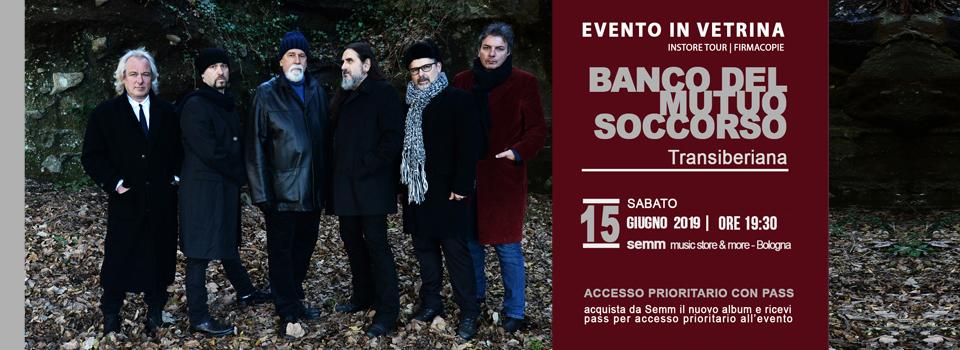 """BANCO DEL MUTUO SOCCORSO Firmacopie album """"transiberiana"""""""