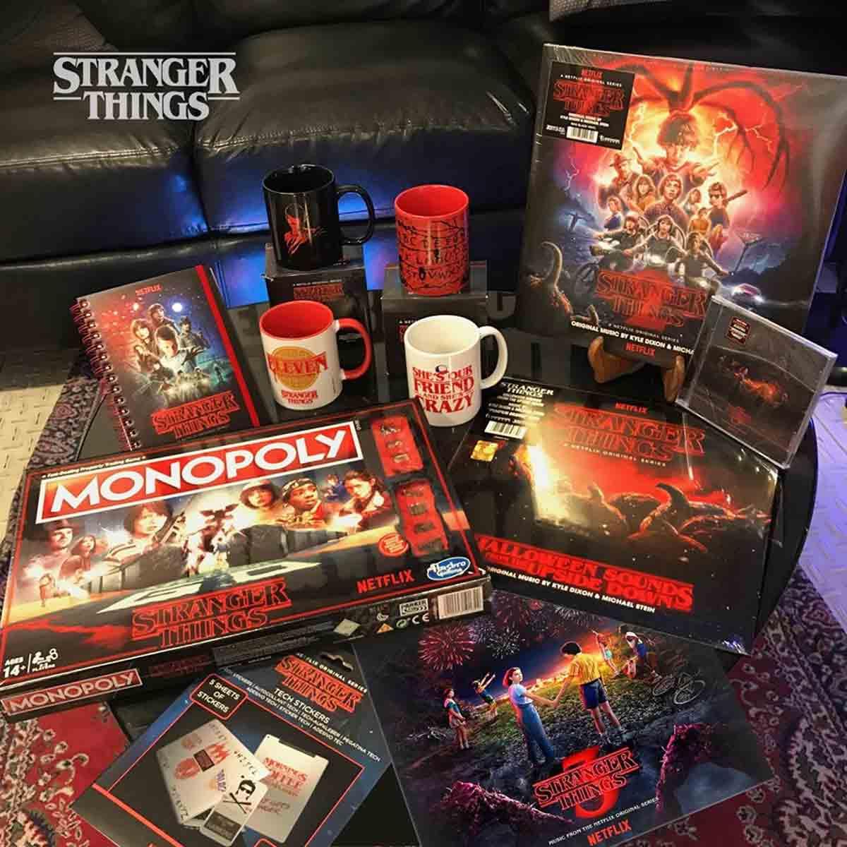 Stranger Things Music & Official Merchandise
