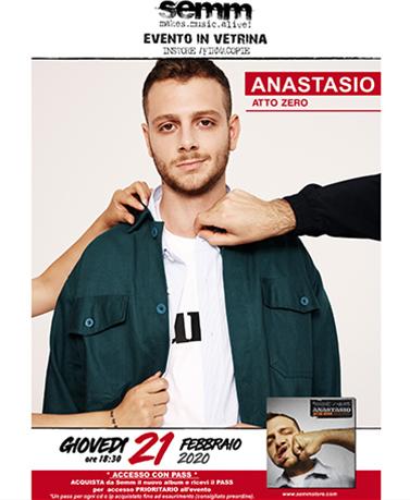 semm store evento instore Anastasio Bologna