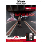 JAMIL instore firmacopie Rap is back @ semm music store - Bologna