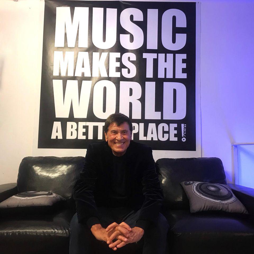 Semm Music Store Special Guest Gianni Morandi
