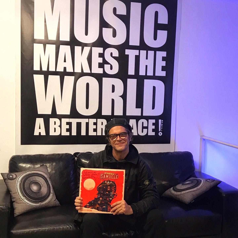 Semm Music Store Special Guest Samuele Bersani