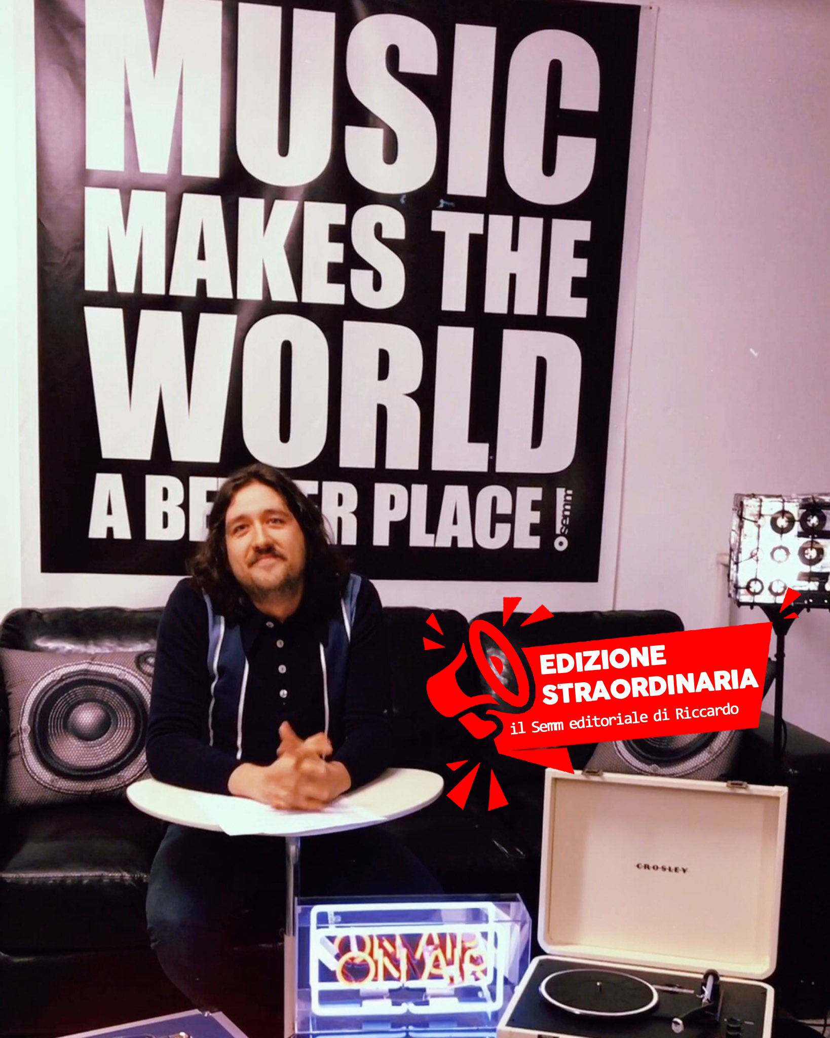 Semm Music Store Editoriale